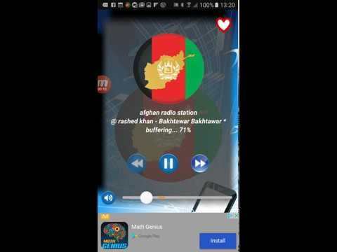 Afghanistan News & Music Radio PRO+
