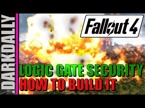 Protect Your FALLOUT 4 Settlement with an Advanced Smart Security System!