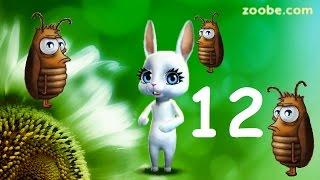 Zoobe Зайка: Зайкины тараканчики (⚗‿⚗), выпуск 12