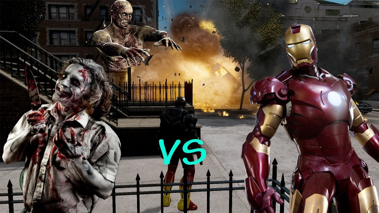 GTA IV Zombie Apocalypse Mod - Episode 1 - Iron Man vs ...