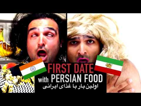 First Date With A Persian Girl