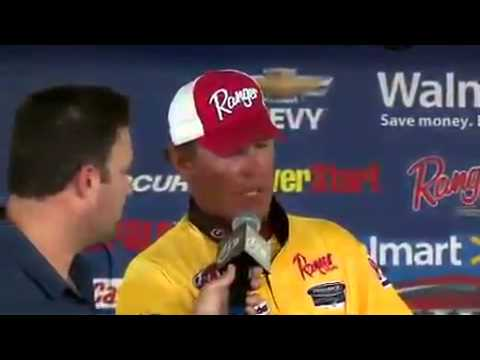 2013 FLW Tour Lake Eufaula - Winning Moment Randy Haynes