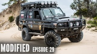 76 series Landcruiser review, Modified Episode 29