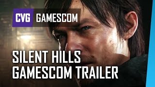 Silent Hills Teaser: Hideo Kojima, Guillermo del Toro and Norman Reedus