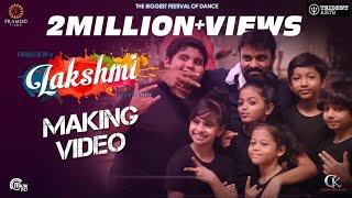Lakshmi | Making Video | Prabhu Deva, Aishwarya Rajesh, Ditya Bhande| Vijay | Sam C S
