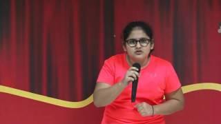 utopia 4 29th nov 2015 hindi elocution ft mahika bheda std 7 10 serenity