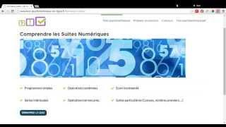 Suites Numeriques : Tests Psychotechniques