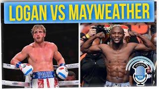 Logan Paul vs Floyd Mayweather Boxing Match Confirmed