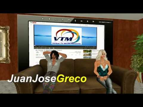 Second life en español Virtual TV Magazine Temporada 2 Episodio 05