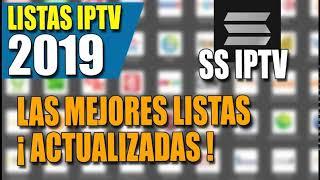 LIsta M3U IPTV GRATIS 29 JUNIO 2019
