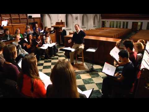 Marsh Chapel Choir: A Religion in Itself