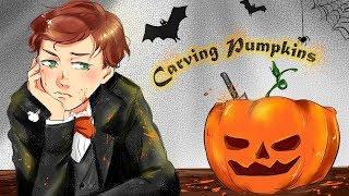 Anime Pumpkin Carving Challenge!
