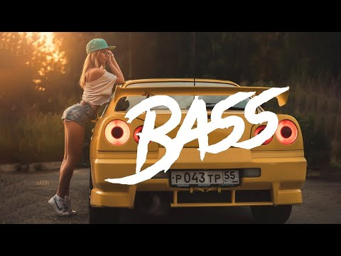 Bass Boosted Live 24/7 ♫ Car Music 2021 ♫ Bass Boosted House Music Mix ♫ Remixes of Popular Songs