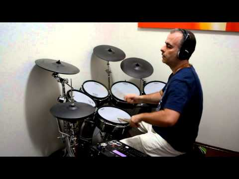 Megadeth - Holy Wars - Drum cover by Marcos Fernandes (EzDrummer2)