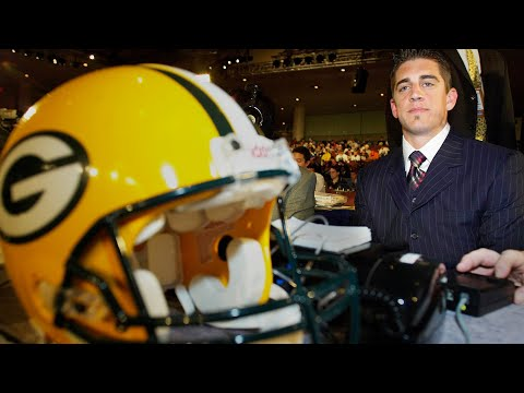 Aaron Rodgers and the 21 Teams to Pass on Him | NFL 2005 Dra