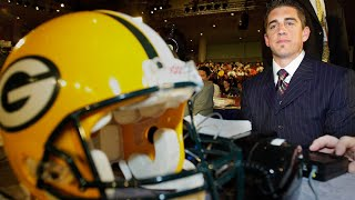Aaron Rodgers and the 21 Teams to Pass on Him | NFL 2005 Draft Story thumbnail