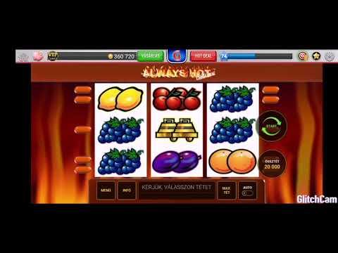 Always Hot Deluxe - Slots Machine - Gaminator