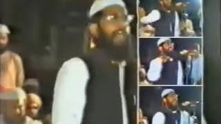 *FULL* Maulana Azam Tariq Golion ki Barish Me Faisalabad