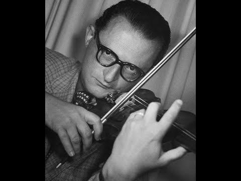 Michel Schwalbe - Henryk Wieniawski Scherzo-Tarantelle op.16