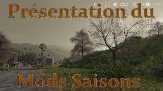 FS19 / Présentation du mods Saisons