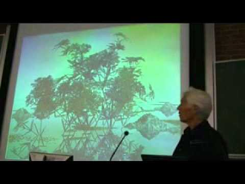 part 1: Brian Goodwin - The Complex Language of Living Processes - U. of Sussex