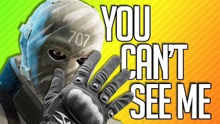 OPERATION YOU CAN'T SEE ME | Rainbow Six Siege thumbnail