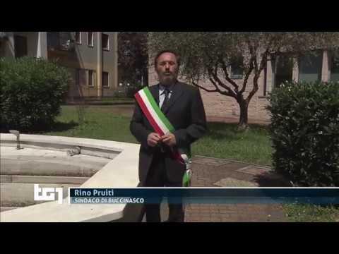 #Buccinasco - Rino Pruiti : mia intervista per TG1 RAI TV del 14 agosto 2017