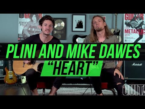 "Plini and Mike Dawes  ""Heart"" Performance at GW Studios"