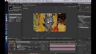 Как делать 3d Tracking в Adobe After Effects CS6? Как сделать 3д трекинг?