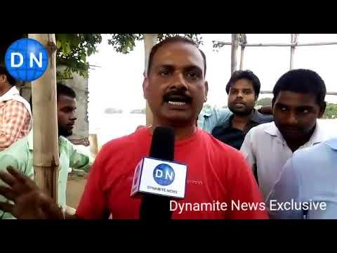 Gorakhpur: नौसढ़ बांध में रिसाव के बाद प्रशासन के साथ जनता ने मिलकर किया मरम्मत का काम