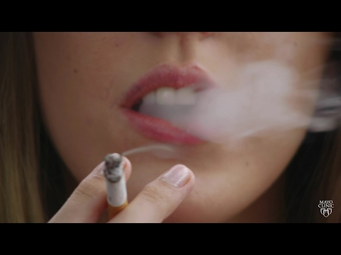 Mayo Clinic Minute: Thirdhand smoke dangers