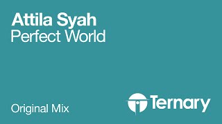 Attila Syah - Perfect World (Original Mix)