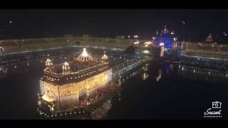 Golden temple Amritsar, Diwali 2016 Drone video 4K(, 2016-11-02T09:40:46.000Z)
