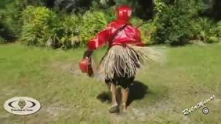 Traje y Baile de Eleggua / RITA MACIAS