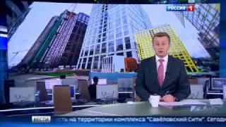 Мэр Москвы Сергей Собянин посетил многофункциональный жилой комплекс «Савёловский Сити»(, 2016-10-22T08:31:05.000Z)