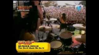 Murderdolls live big day out 2003
