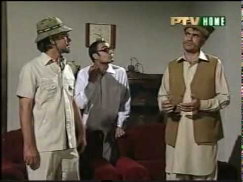 Pashto fanny Drama Patt Pattoney  Part 2