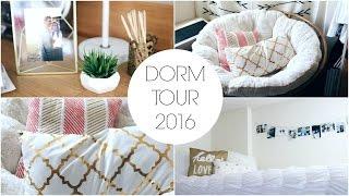 FRESHMAN DORM TOUR // 2016