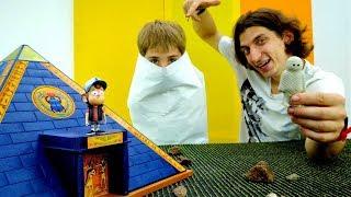 Диппер, литл пони и черепашки ниндзя. Видео для детей.