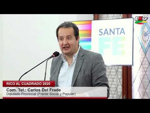 Del Frade: Hay que estatizar Vicentín para salir de la lógica del Estado bobo