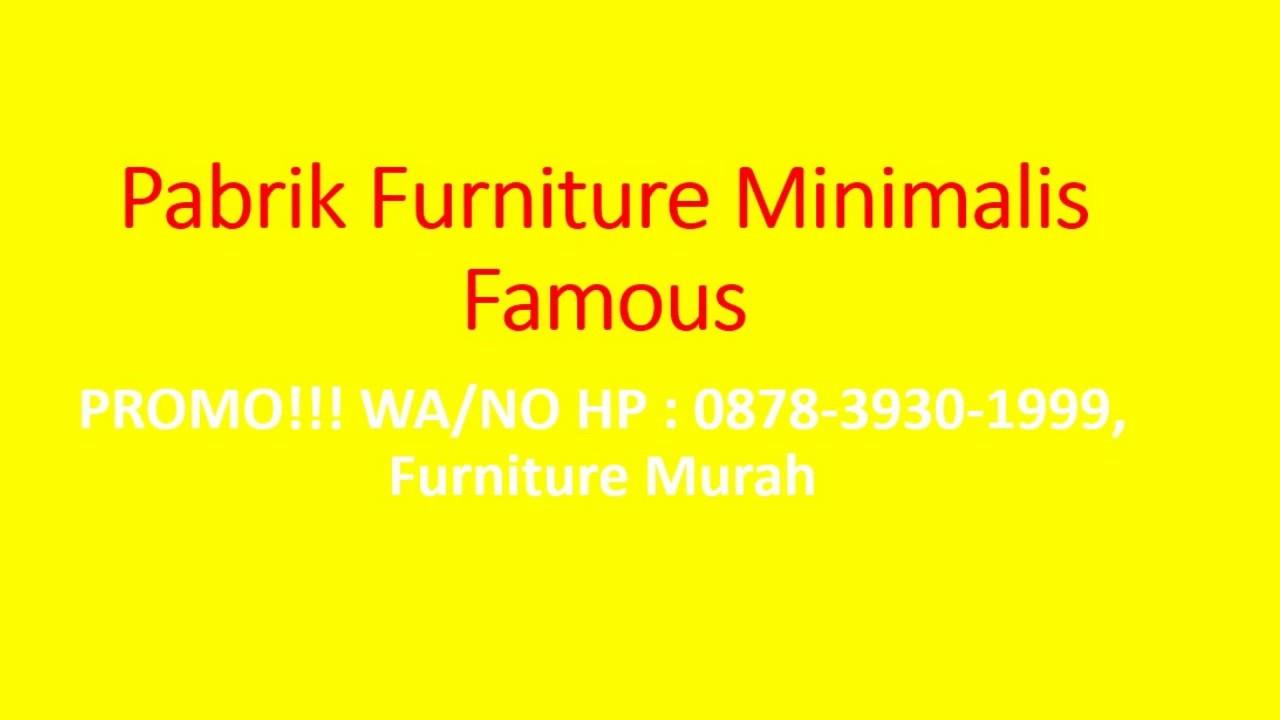 Promo Wa No Hp 0878 3930 1999 Furniture Minimalis