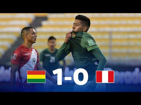 Bolivia Peru Goals And Highlights