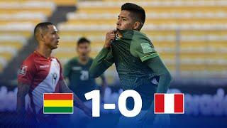Боливия  1-0  Перу видео