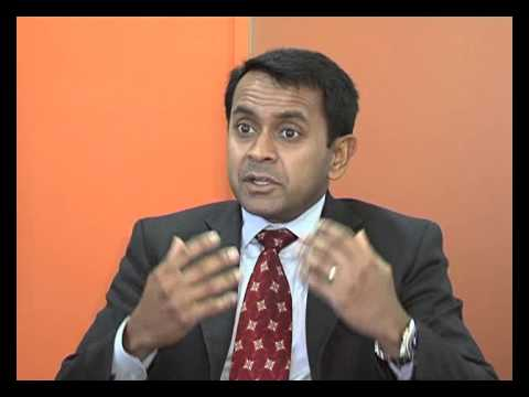 Ravin Jesuthasan gives tips to HR firms - YouTube