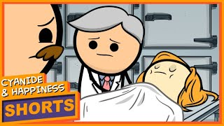 The Morgue - Cyanide & Happiness Shorts