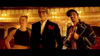 Phir Se Video Song Feat  Amitabh Bachchan   Amruta Fadnavis   T Series