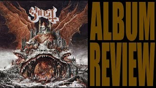 GHOST - PREQUELLE (ALBUM REVIEW)