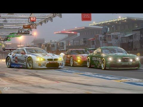 Леман + Бугатти + баги... Хороша игра. Gran Turismo Sport