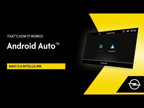Navi 5.0 IntelliLink   Android Auto™   That
