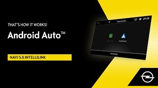 Navi 5.0 IntelliLink | Android Auto™ | That's How It Works!